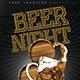 Vintage Beer Night
