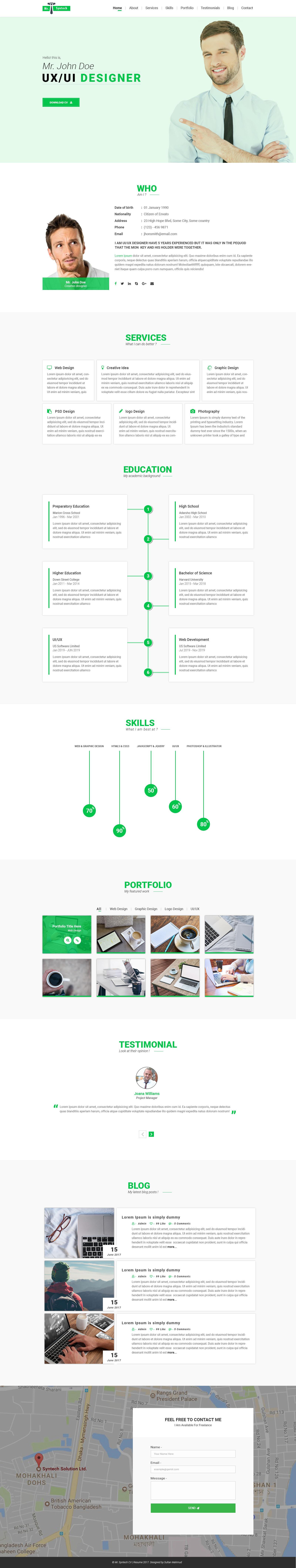 Fantastisch Ui Designer Lebenslauf Psd Zeitgenössisch - Beispiel ...