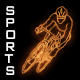 Burning Sport Elements - 14 Pack - VideoHive Item for Sale