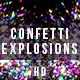 Confetti Explosions