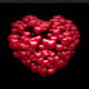 3D Hearts in Heart - VideoHive Item for Sale