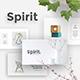 Spirit Creative Google Slide Template