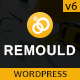 Remould | Construction & Building WordPress Theme - ThemeForest Item for Sale