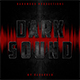 Dark Sound - Music Cover Web Template