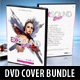 Deluxe Dj Party DVD Covers Bundle - GraphicRiver Item for Sale