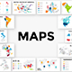 Maps. Powerpoint. Updatable.