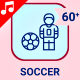 Football Soccer Icons - VideoHive Item for Sale