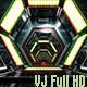 VJ Hexagonal Tunnel - VideoHive Item for Sale