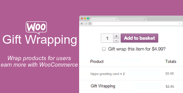 CodeCanyon Gift Wrapping for WooCommerce 20873519