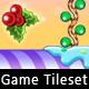 Christmas Platform Tileset 2D