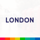 London - Many faces HTML Template