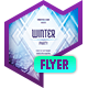 Club Flyer: Winter Party - GraphicRiver Item for Sale