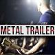 Epic Metal Trailer - AudioJungle Item for Sale