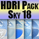 HDRI Pack Sky 18