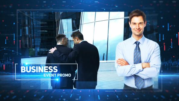 VideoHive Business Event Promo 20919219