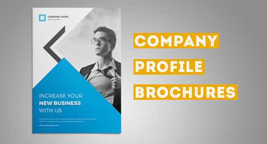 Company Profile Brochures 2