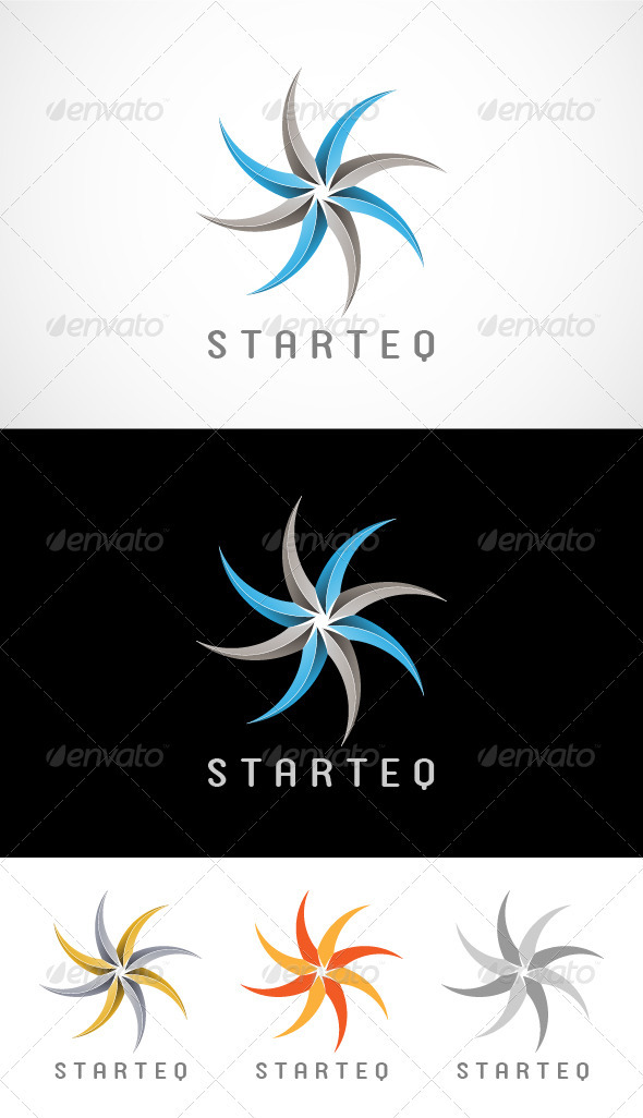 STARTEQ Logo - Symbols Logo Templates