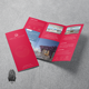 Real Estate Creative Trifold Brochure / Flyer Template