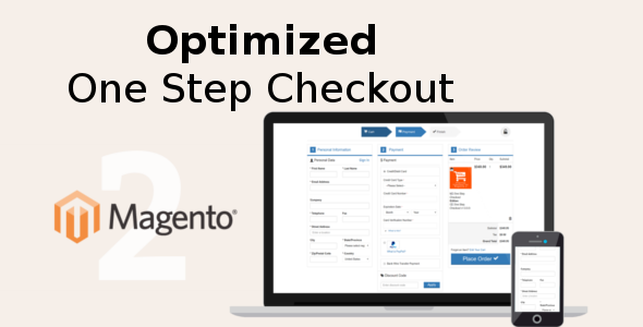 CodeCanyon M2 One Step Checkout 20919644