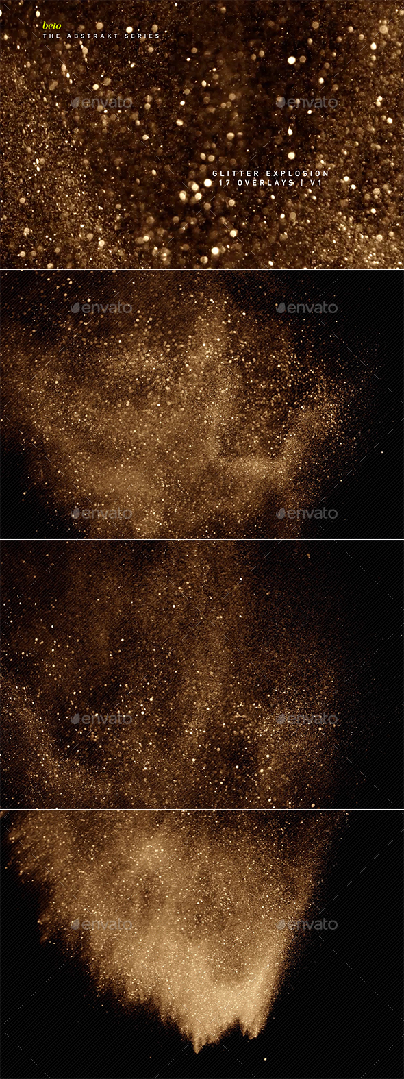 Glitter Explosion V1 - Abstract Backgrounds