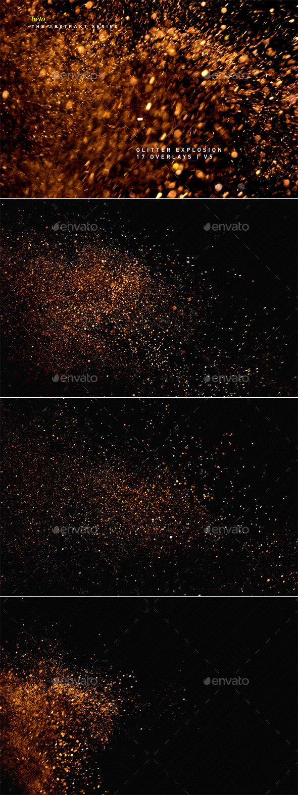 Glitter Explosion V5 - Abstract Backgrounds