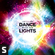 Dance with the Lights CD Album Artwork - GraphicRiver Item for Sale