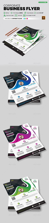GraphicRiver Flyer Multipurpose 349 20920358