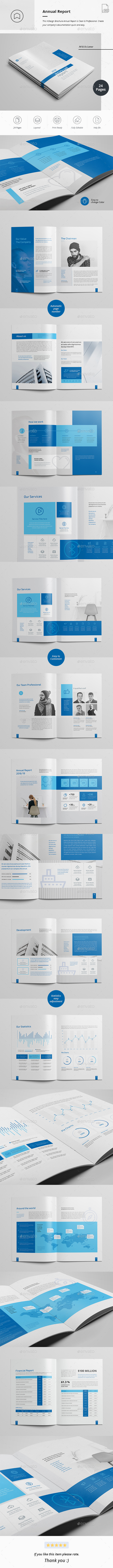 GraphicRiver Annual Report 20920663