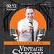 Vintage Comedy Show - GraphicRiver Item for Sale