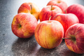 Fresh red apples. - PhotoDune Item for Sale