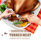 Realistic Turkey Hands Composition