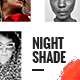 Nightshade - A Striking Photography / Portfolio Theme