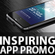 Inspiring App Promo - VideoHive Item for Sale