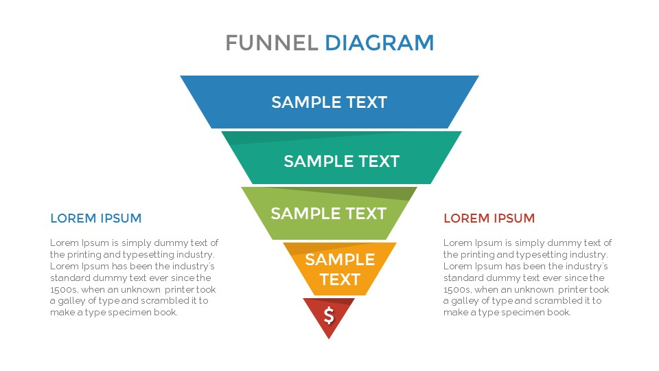 Funnel diagram google slides template by sananik graphicriver funnel diagram google slides template ccuart Gallery