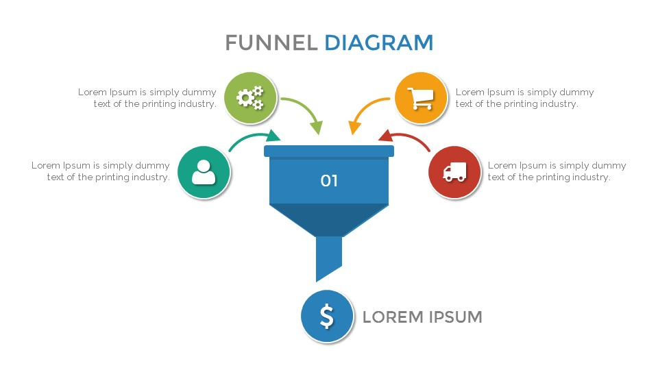 Funnel diagram google slides template by sananik graphicriver funnel diagram google slides template ccuart Image collections