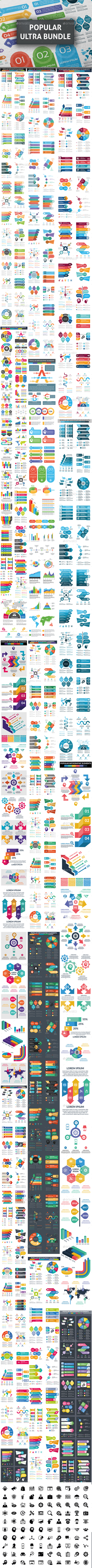 Popular Ultra Bundle Infographics - Infographics
