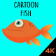 Cartoon Fish Pack - VideoHive Item for Sale