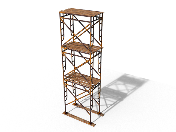 Scaffold - 3DOcean Item for Sale