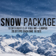 Snow Package - VideoHive Item for Sale