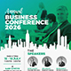 Business Event/Conference Facebook Cover - GraphicRiver Item for Sale