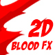 2D Blood Fx - VideoHive Item for Sale