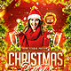 Christmas Party Flyer Template v2 - GraphicRiver Item for Sale