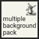Multiple Background Pack