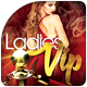 Ladies Vip Flyer Template