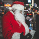 Santa Claus Hohoho and Merry Christmas