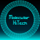 HiTech Molecular Structure  - Nano Technology Adobe Illustrator Brushes Pack