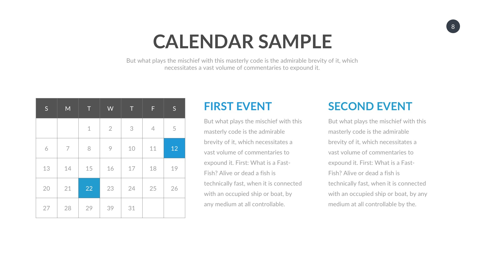 business template for powerpoint