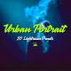 Urban Portrait - Lightroom Presets - GraphicRiver Item for Sale