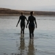 Two Women Go To the Dead Sea - VideoHive Item for Sale