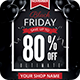 Black Friday Ultimate Sale Flyer - GraphicRiver Item for Sale